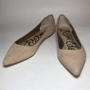 NWOT Sam Edelman Colleen Pointy Toe Flat-Size 7.5M